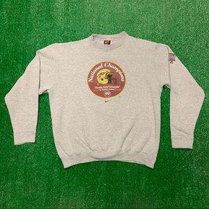 Vintage Nike Florida State Seminoles Sweatshirt